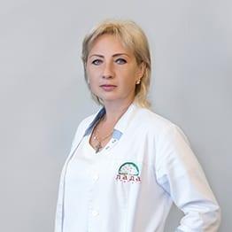 Корж Лілія Вікторовна